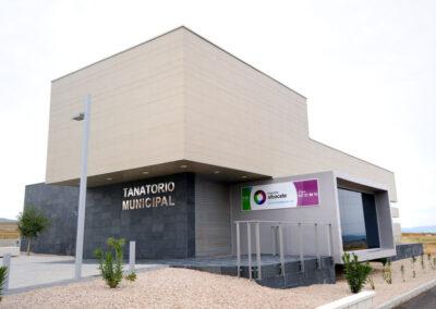 Tanatorio Municipal de Pozohondo