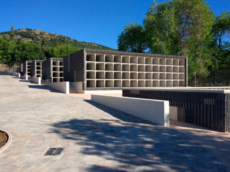 Cementerio de Miraflores de la Sierra - Madrid