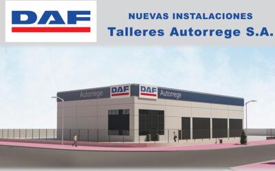 Nuevo concesionario DAF en Albacete