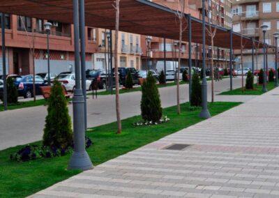 Remodelación Plaza de los Depósitos del Sol - Albacete