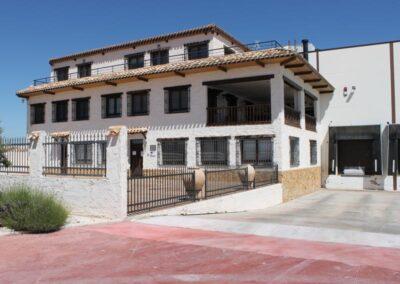 Ampliación instalaciones SPANISH CHEESE.