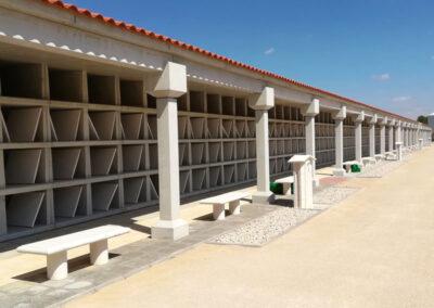 Ampliación Cementerio de Albacete