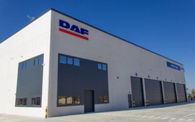 Apertura nuevo concesionario DAF en Albacete