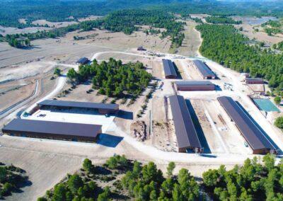 Nuevas instalaciones CAPRIECO.