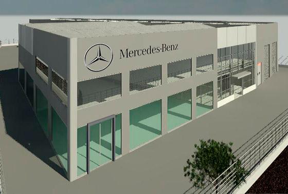Nuevo concesionario Mercedes Benz en Villarrobledo