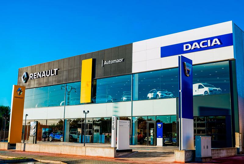 Automaor, nuevo concesionario oficial de Renault y Dacia en Albacete