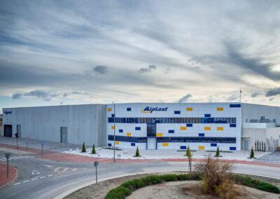 Nuevas instalaciones de Aiplast