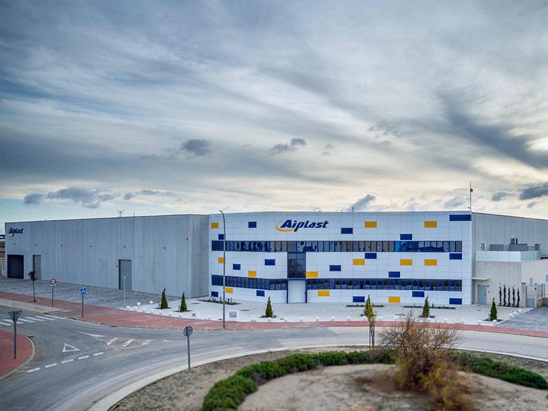 Apertura nuevas instalaciones de AIPLAST en La Roda (Albacete)