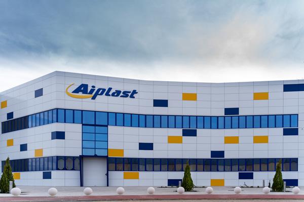 Nuevas instalaciones Aiplast
