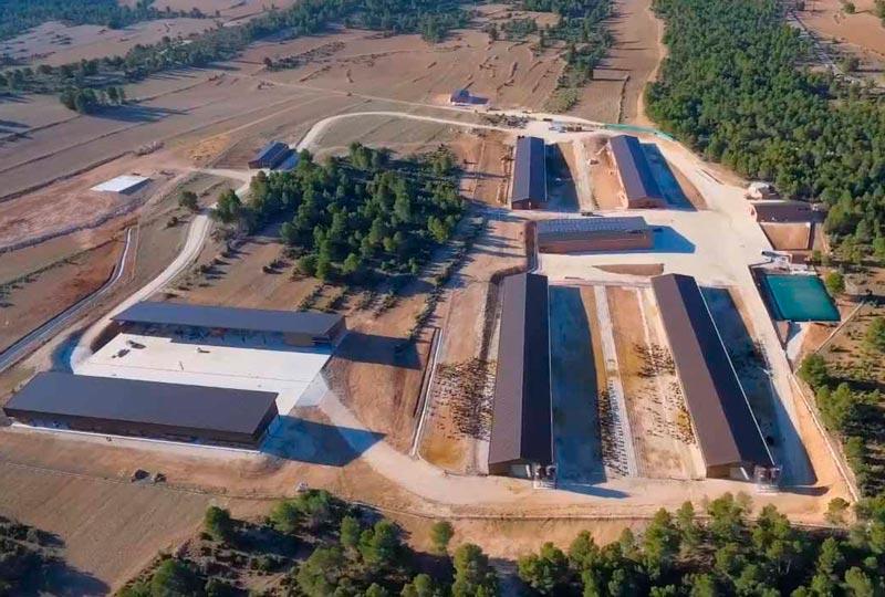 """Inauguración oficial de la nueva explotación caprina de """"El Cantero de Letur"""""""