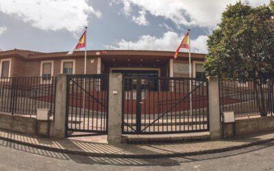 """Adjudicación de las Obras de cubierta de la pista deportiva en el I.E.S. """"Mercurio"""" en Ciudad Real."""